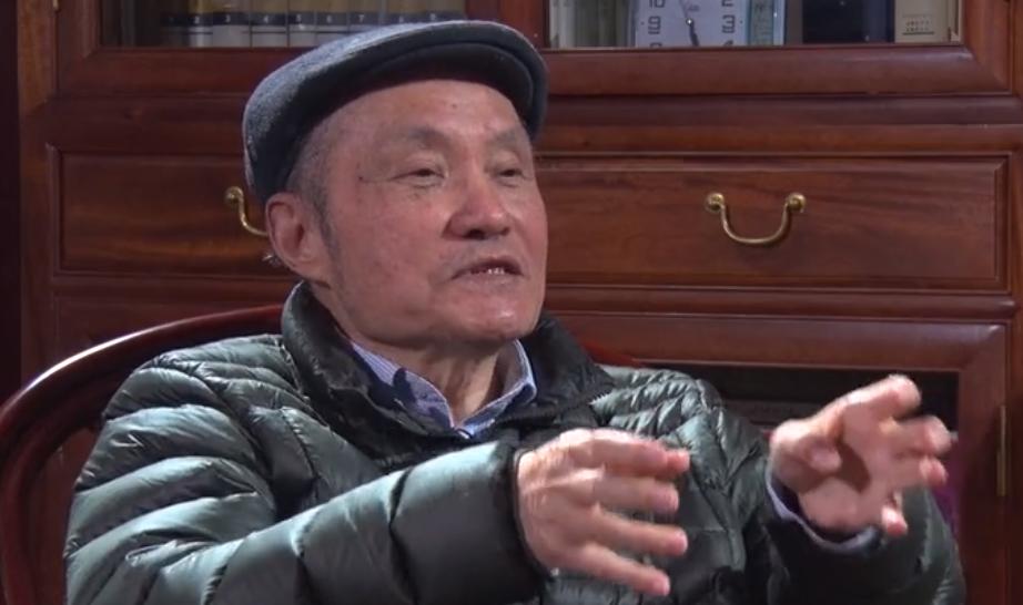冯天瑜专访第三集