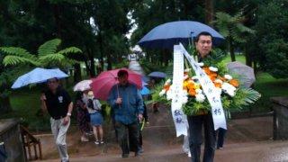 北京抗日英烈名将后裔