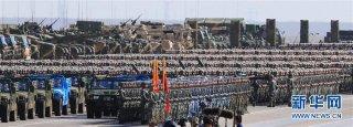 组图:庆祝中国人民解放