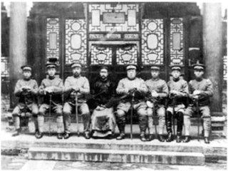 护法运动与陕西靖国军始