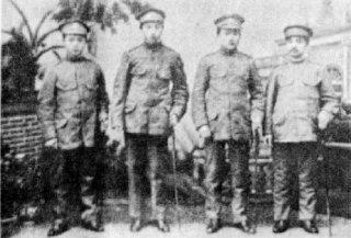 林森策划九江起义