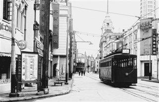 民国时期的都市电车