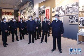 纪念中国人民志愿军抗