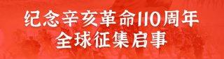 纪念辛亥革命110周年全