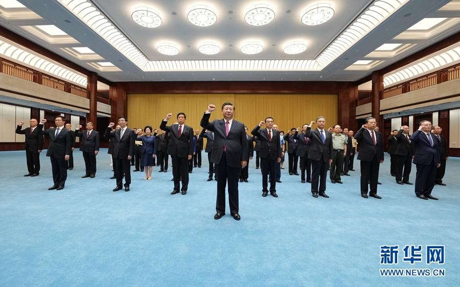 习近平:从党的奋斗历