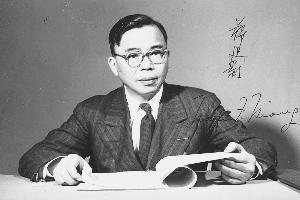 外交史家蒋廷黻的外交生涯_辛亥...