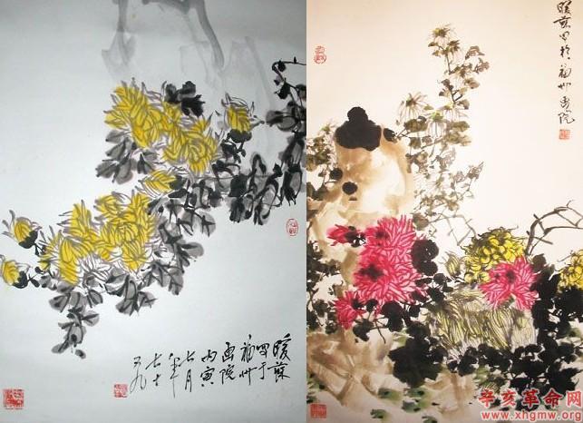 林觉民嗣女:国画家林暖苏