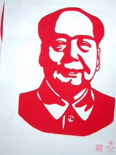 年创作120幅剪纸作品纪念毛泽东诞辰120周年