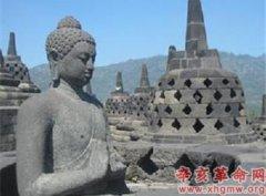 婆罗浮屠佛塔